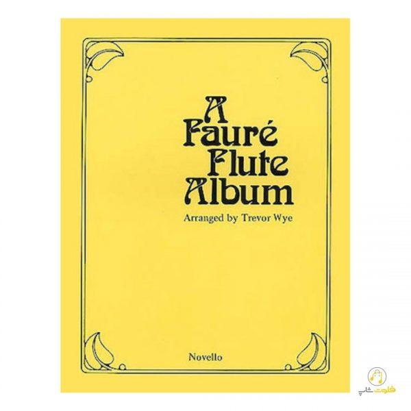 A-Faure-Flute-Album-Trevor-Wye-