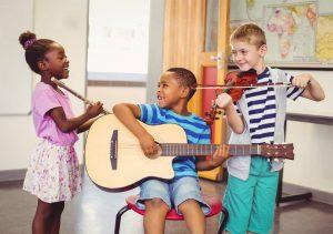 موسیقی کودک با روش ارف
