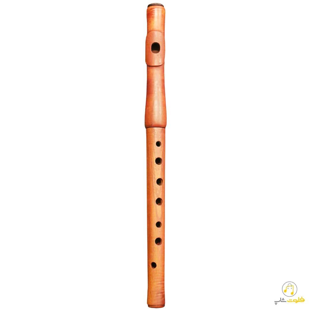 فایف فلوت چوبی دستساز از جنس عناب