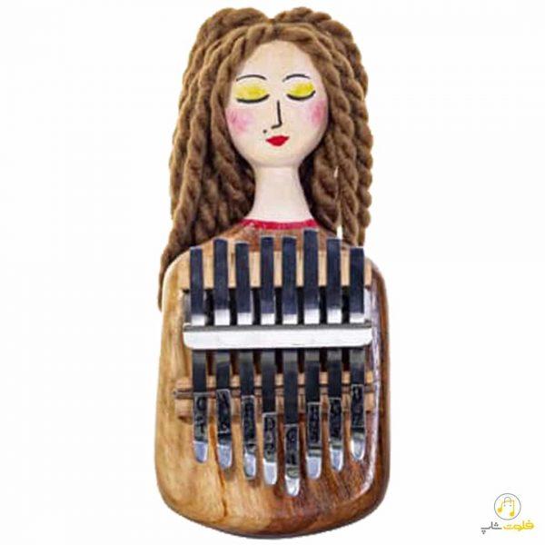 کالیمبا عروسکی ۸ تیغه بلوط