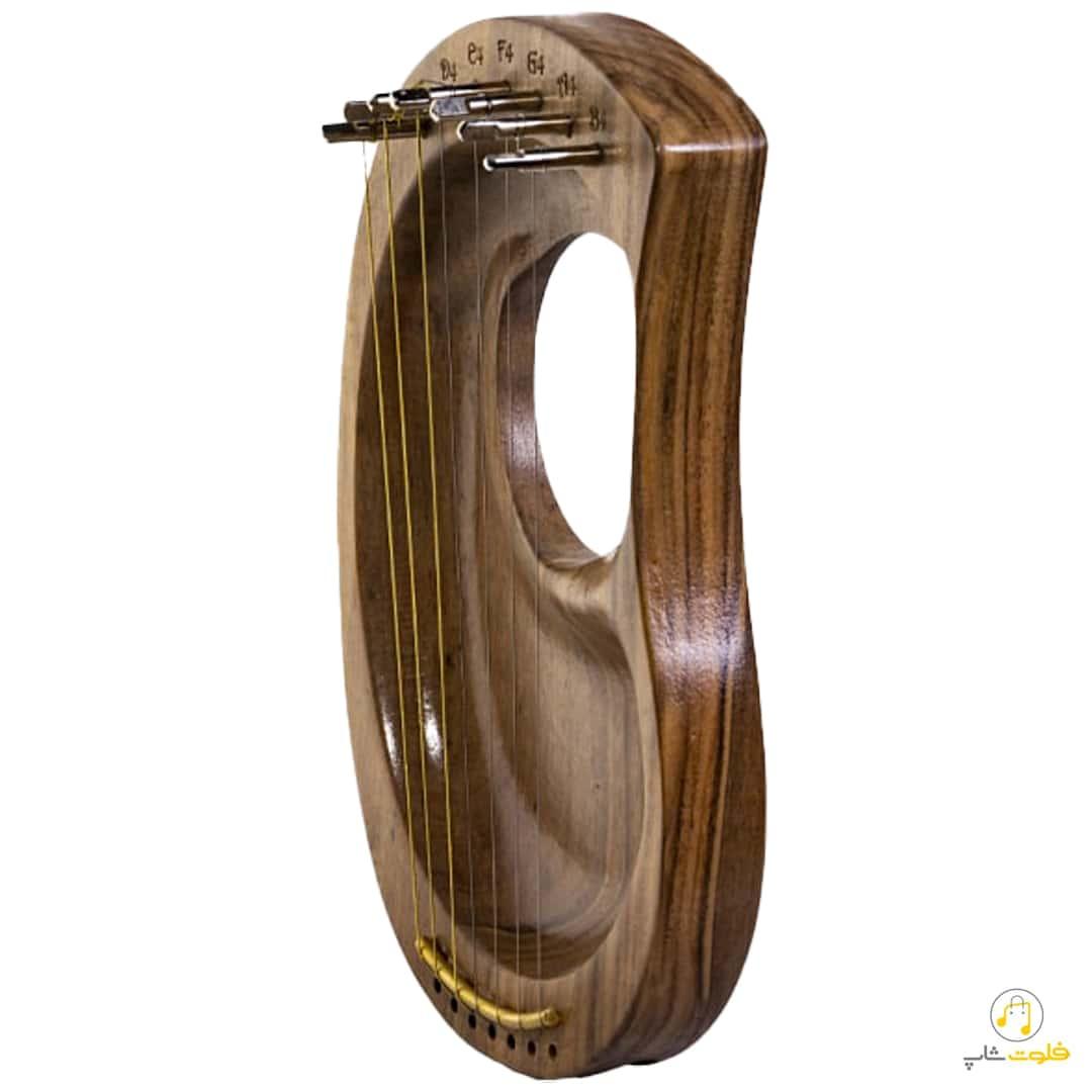 چنگ رومی 7 سیم مدل گوش ماهی